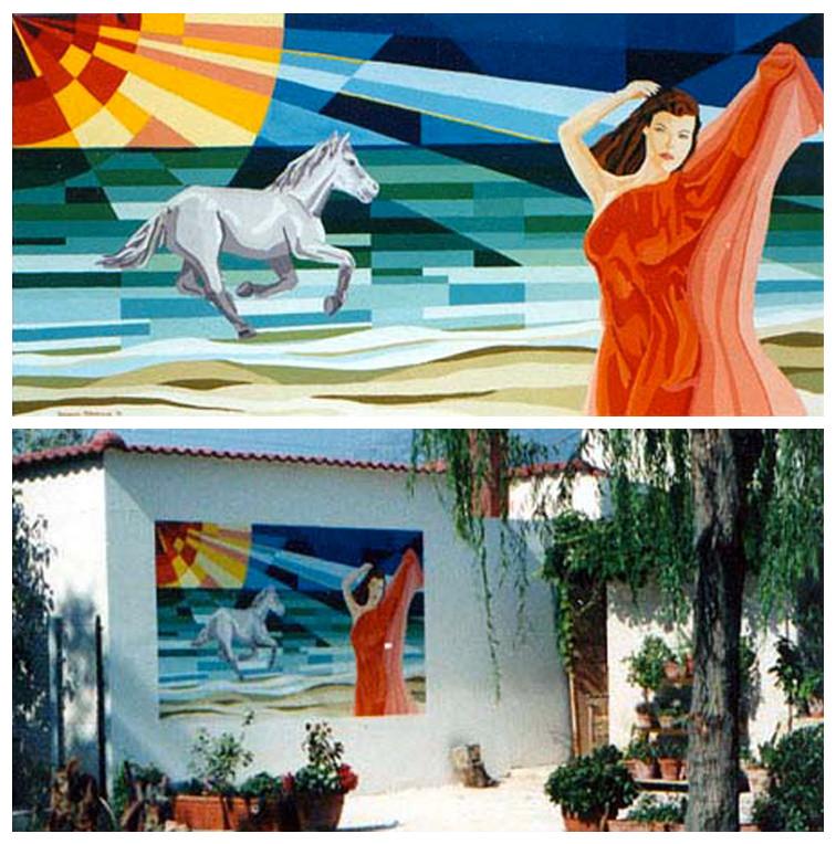 Pittura Murale